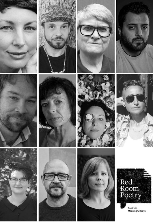 Image of Red Room Poetry Fellowship - Shortlist Announced!