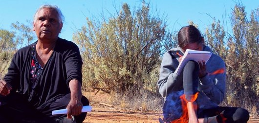 Image of Poetry in First Languages on Arrernte