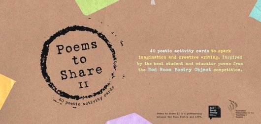 Image of Poems to Share II nominated for teaching prize