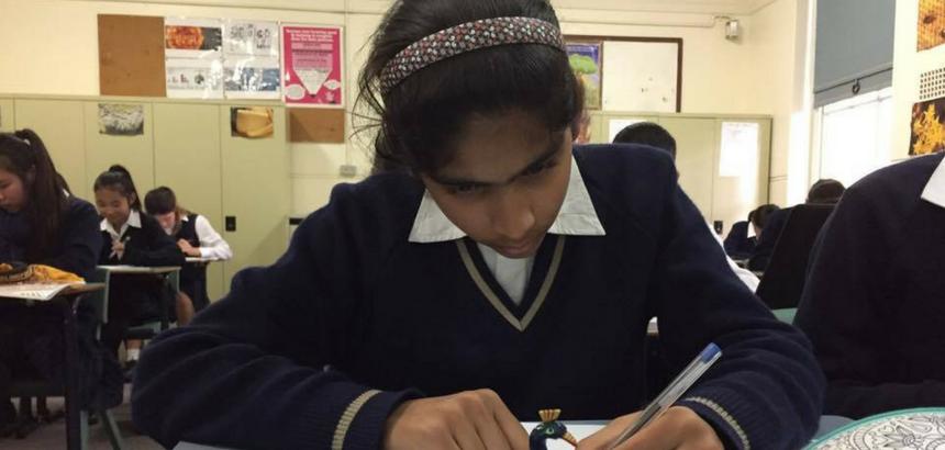 Hornsby Girls High School 2017 Australian Poetry
