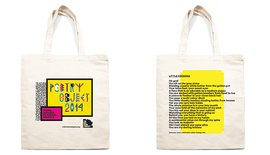 Picture of Poetry Object Tote Bag
