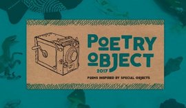 Picture of Poetry Object 2017 Shortlist