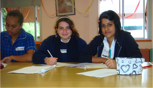 Bankstown girls high school
